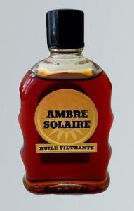 Ambre Solare, the first true sunscreen.