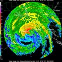 Radar Image of Katrina