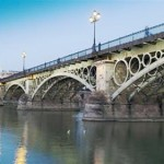 Puente de Triana Bridge, Seville, Spain