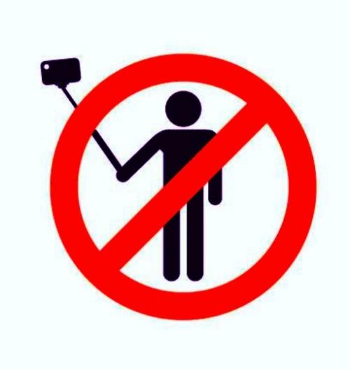No-Selfies