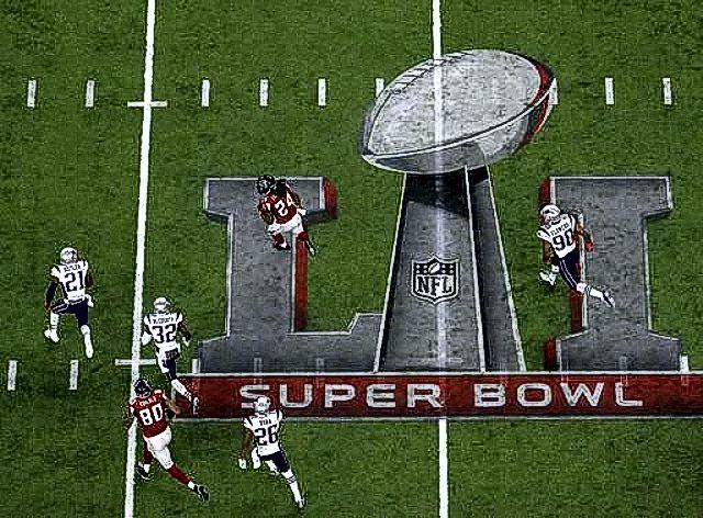 The Super Sucker Bowl